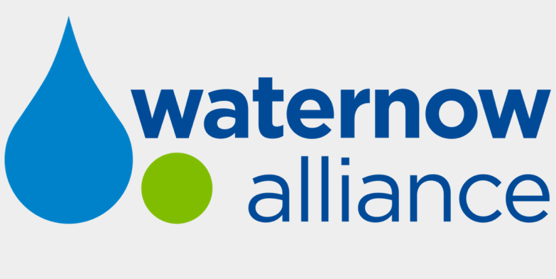 The WaterNow Alliance is a network of nearly 500 local water leaders.